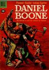 Cover for Four Color (Dell, 1942 series) #1163 - Daniel Boone