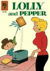 Cover for Four Color (Dell, 1942 series) #1206 - Lolly and Pepper