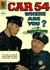 Cover for Four Color (Dell, 1942 series) #1257 - Car 54, Where Are You?