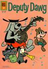 Cover for Four Color (Dell, 1942 series) #1299 - Deputy Dawg