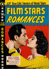 Cover for Film Stars Romances (Star Publications, 1950 series) #2