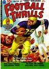 Cover for Football Thrills (Ziff-Davis, 1952 series) #1
