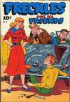Cover for Freckles and His Friends (Pines, 1947 series) #9