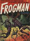 Cover for Frogman Comics (Hillman, 1952 series) #v1#1
