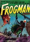 Cover for Frogman Comics (Hillman, 1952 series) #v1#8