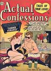 Cover for Actual Confessions (Marvel, 1952 series) #14
