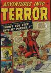 Cover for Adventures into Terror (Marvel, 1950 series) #44 [2]