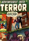 Cover for Adventures into Terror (Marvel, 1950 series) #6