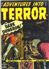 Cover for Adventures into Terror (Marvel, 1950 series) #9