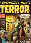 Cover for Adventures into Terror (Marvel, 1950 series) #11
