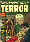 Cover for Adventures into Terror (Marvel, 1950 series) #12