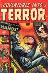 Cover for Adventures into Terror (Marvel, 1950 series) #14