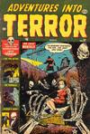 Cover for Adventures into Terror (Marvel, 1950 series) #17