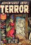 Cover for Adventures into Terror (Marvel, 1950 series) #18