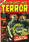 Cover for Adventures into Terror (Marvel, 1950 series) #19