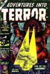 Cover for Adventures into Terror (Marvel, 1950 series) #20
