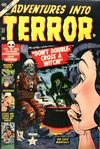 Cover for Adventures into Terror (Marvel, 1950 series) #21