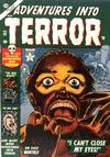 Cover for Adventures into Terror (Marvel, 1950 series) #22