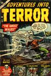 Cover for Adventures into Terror (Marvel, 1950 series) #23