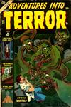 Cover for Adventures into Terror (Marvel, 1950 series) #25