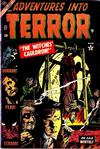 Cover for Adventures into Terror (Marvel, 1950 series) #27