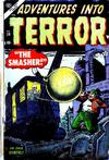 Cover for Adventures into Terror (Marvel, 1950 series) #28