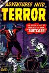 Cover for Adventures into Terror (Marvel, 1950 series) #31