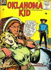 Cover for Oklahoma Kid (Farrell, 1957 series) #1