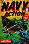 Cover for Navy Action (Marvel, 1954 series) #4
