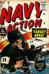 Cover for Navy Action (Marvel, 1954 series) #5