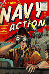 Cover for Navy Action (Marvel, 1954 series) #7