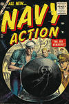 Cover for Navy Action (Marvel, 1954 series) #11