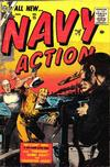 Cover for Navy Action (Marvel, 1957 series) #15