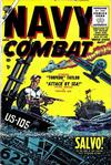 Cover for Navy Combat (Marvel, 1955 series) #1