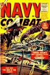 Cover for Navy Combat (Marvel, 1955 series) #4