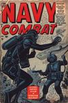 Cover for Navy Combat (Marvel, 1955 series) #5