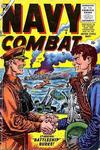 Cover for Navy Combat (Marvel, 1955 series) #6