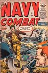 Cover for Navy Combat (Marvel, 1955 series) #7