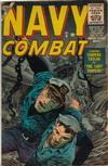 Cover for Navy Combat (Marvel, 1955 series) #8
