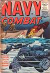Cover for Navy Combat (Marvel, 1955 series) #9