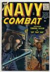 Cover for Navy Combat (Marvel, 1955 series) #10