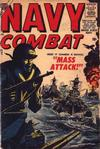 Cover for Navy Combat (Marvel, 1955 series) #12