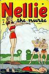 Cover for Nellie the Nurse (Marvel, 1945 series) #3