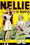 Cover for Nellie the Nurse (Marvel, 1945 series) #8