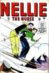 Cover for Nellie the Nurse (Marvel, 1945 series) #12