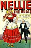 Cover for Nellie the Nurse (Marvel, 1945 series) #15