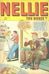 Cover for Nellie the Nurse (Marvel, 1945 series) #17