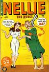 Cover for Nellie the Nurse (Marvel, 1945 series) #22
