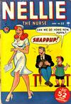 Cover for Nellie the Nurse (Marvel, 1945 series) #23