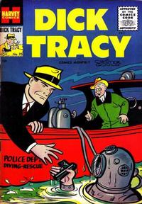 Cover Thumbnail for Dick Tracy (Harvey, 1950 series) #93